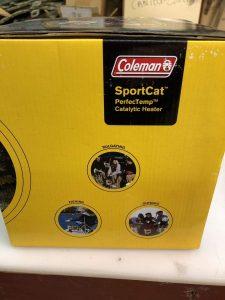 Coleman SportCat PerfecTemp Catalytic Heater