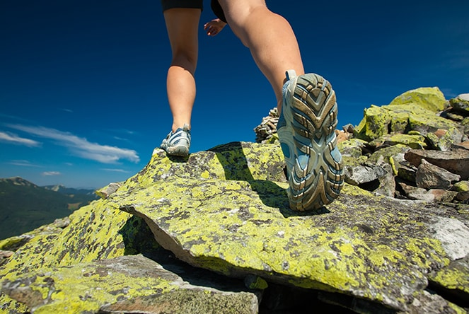 Boots, Approach Shoes, Trail Runners, or Hiking Shoes