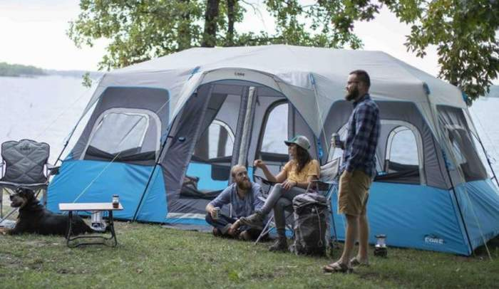 Core 12 Person Instant Cabin Tent Review Smart Camping Reviews