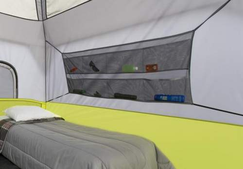 Core-6-Person-Instant-Cabin-Tent-Review-wall-organizer