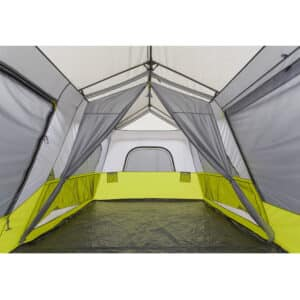 Core 9 Person Instant Cabin Tent Inside View