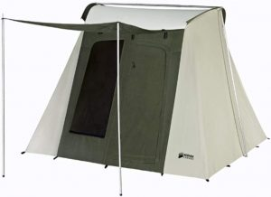 Kodiak Canvas Flex Bow Basic 6 Person Tent 10 x 10 - 6051 Model