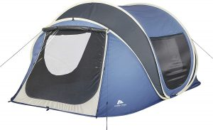 Ozark Trail 6 Person Dark Rest Instant Cabin Tent
