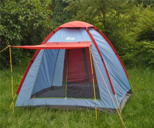 Single Layer Tents
