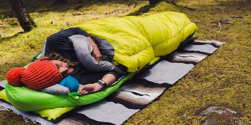 Sleeping Pads and Sleeping Bags