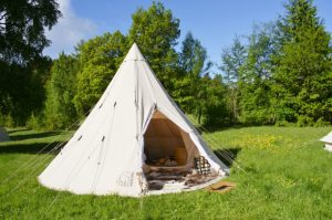 Summer Camping Tents