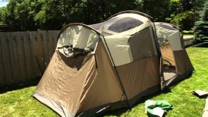 coleman weathermaster 10 person family tent