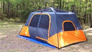 instant setup tents