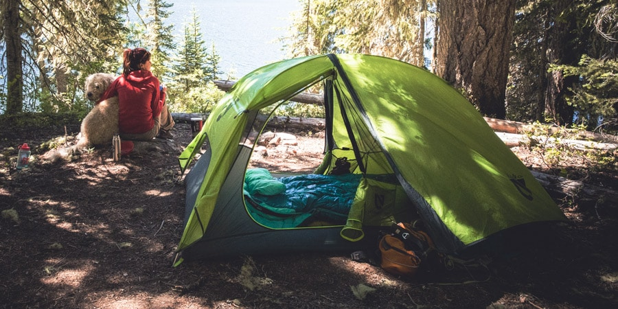 List of Top 10 Best One Person Camping Tent
