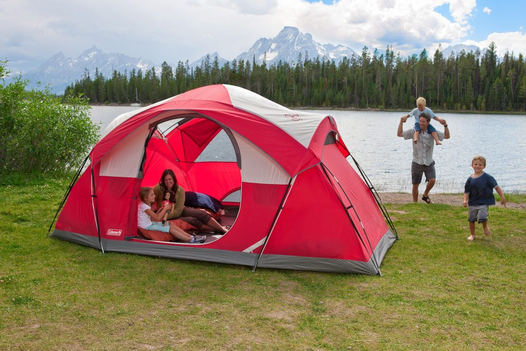 Best 8 Person Camping Tents - Buyer's Guide & Reviews