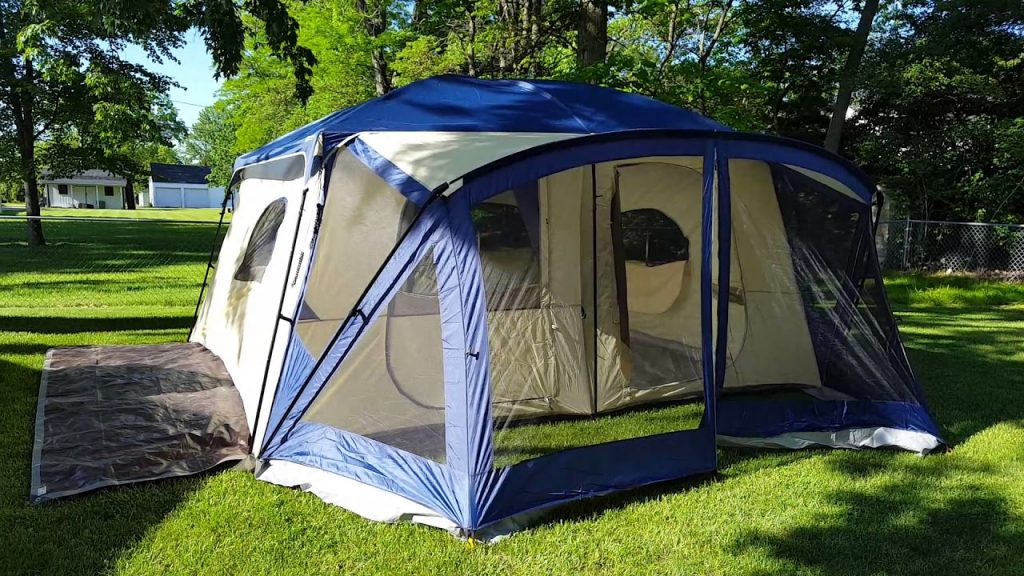 15 Best Cabin Tents with Screened Porch for Camping