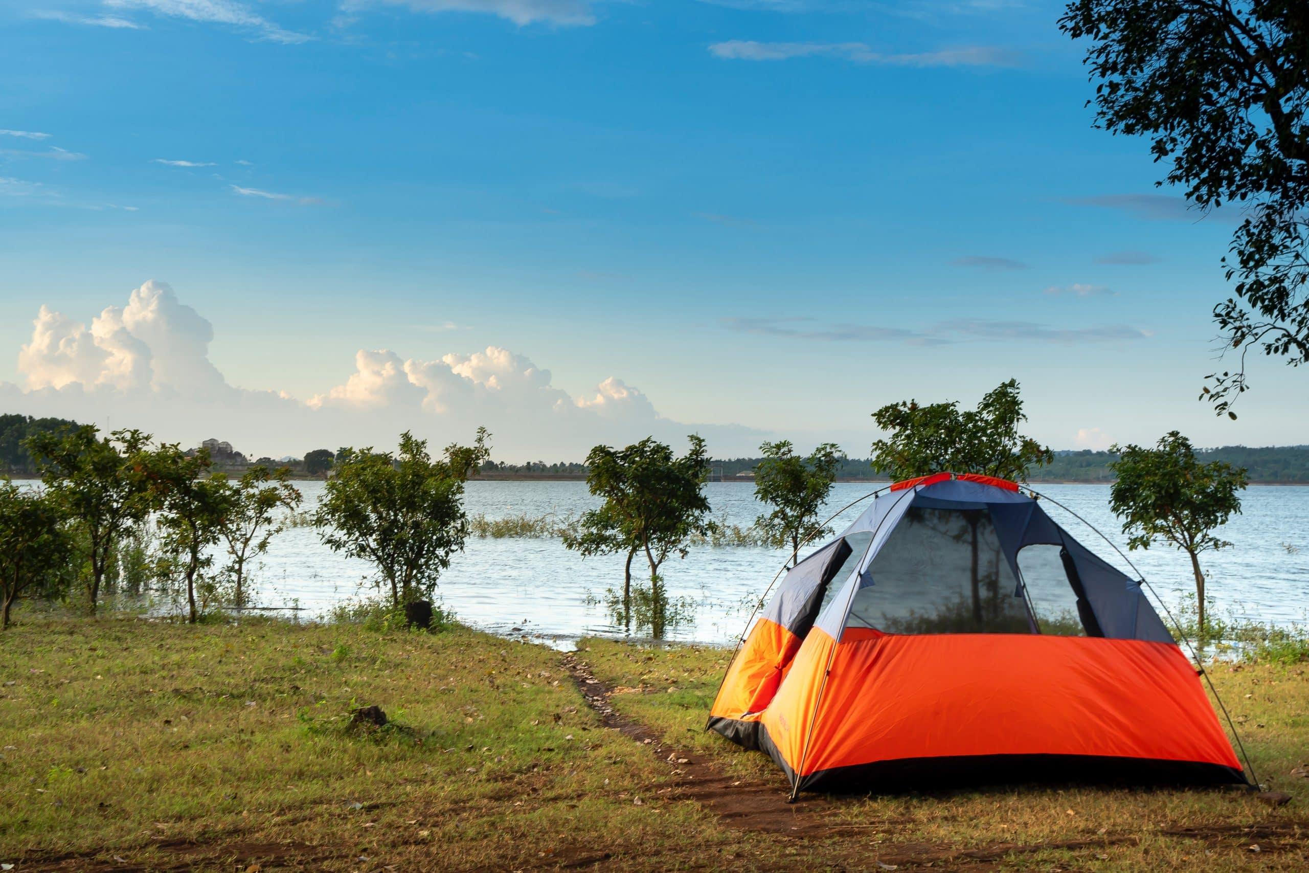 How to Repair Huge Tent