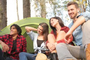 Planning A Camping Trip With Friends