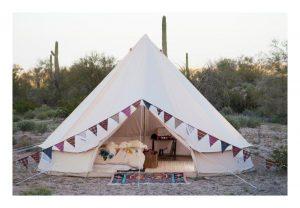 Stout Bell Tent 100% Cotton Canvas