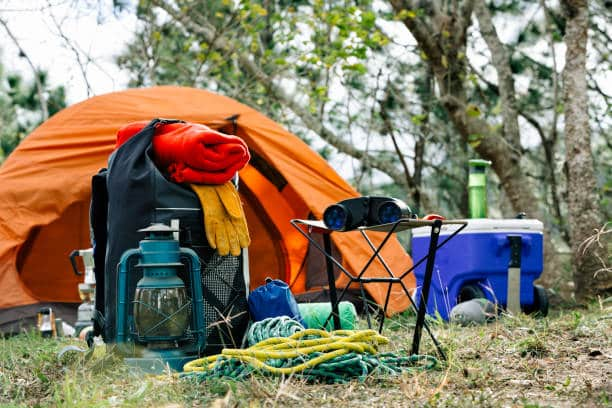 How to Clean & Store Camping Gear at Home